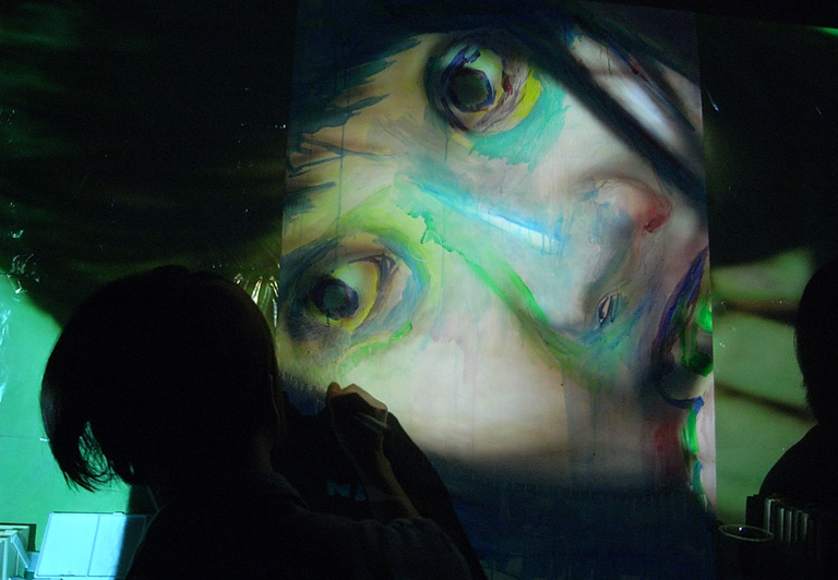 Live Painting Performance  Jul,2008.jpg